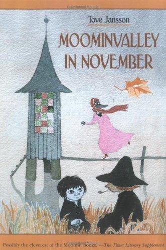 9780374453091: Moominvalley in November (Moomins)