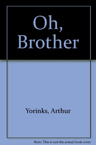 9780374455989: Oh, Brother
