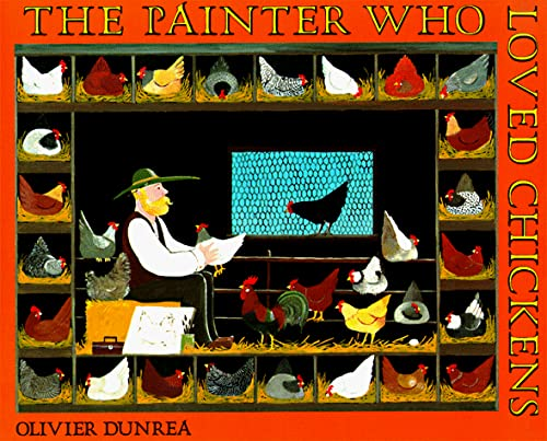9780374457082: The Painter Who Loved Chickens