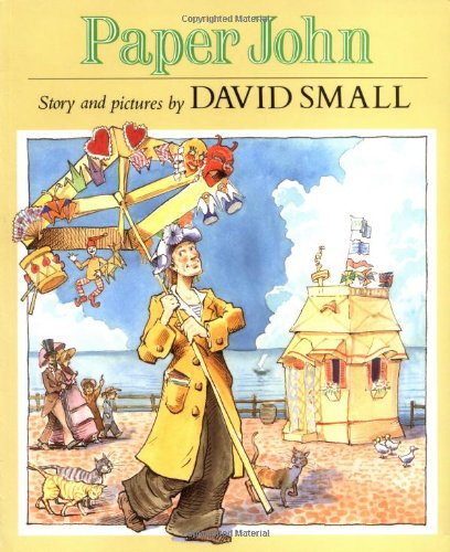 Paper John (Sunburst Book) (0374457255) by David Small