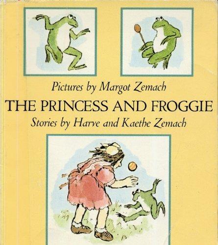 9780374460112: The Princess and Froggie (A Sunburst Book)