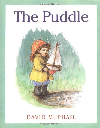 The Puddle (9780374460303) by David McPhail