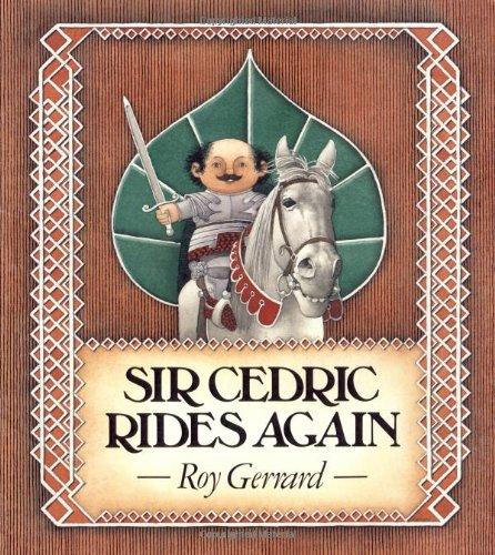 Sir Cedric Rides Again: Gerrard, Roy