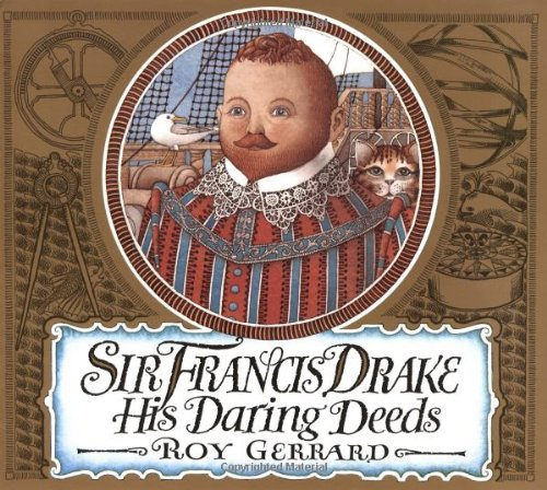9780374466886: Sir Francis Drake: His Daring Deeds