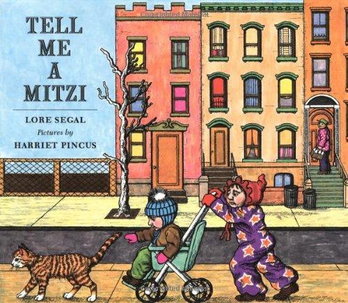 9780374475024: Tell Me a Mitzi