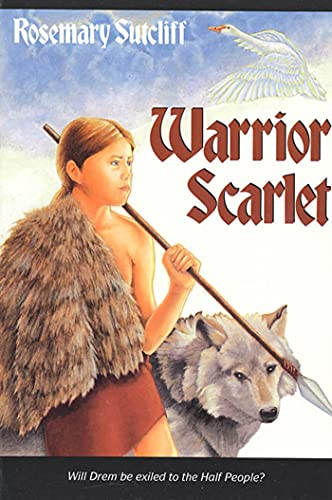 Warrior Scarlet (0374482446) by Sutcliff, Rosemary