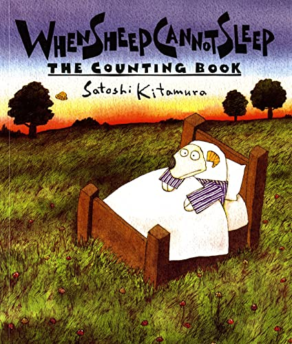 9780374483593: When Sheep Cannot Sleep: The Counting Book (Sunburst Book)