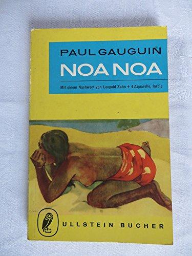 9780374500405: Title: Noa Noa