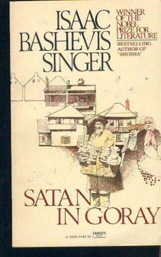 9780374500825: Satan in Goray