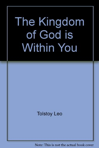 tolstoy leo - the kingdom of god is within you - AbeBooks