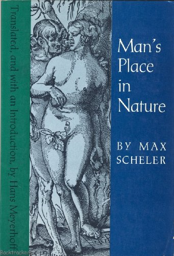 9780374502522: Man's Place in Nature