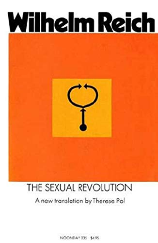 9780374502690: The Sexual Revolution: Toward a Self-Regulating Character Structure