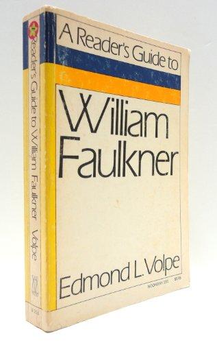9780374503369: Reader's Guide to William Faulkner
