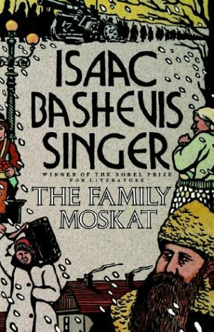 9780374503925: The Family Moskat