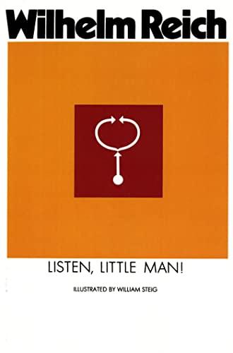 9780374504014: Listen, Little Man!