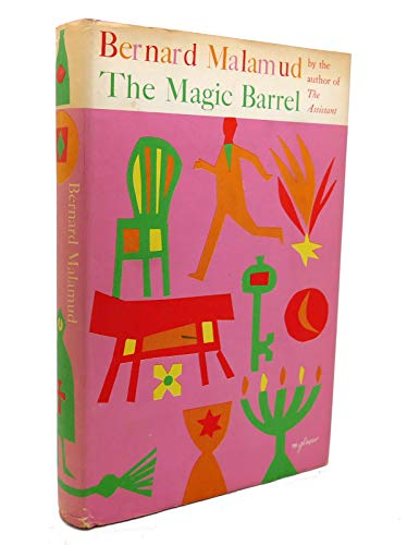 9780374504120: The Magic Barrel