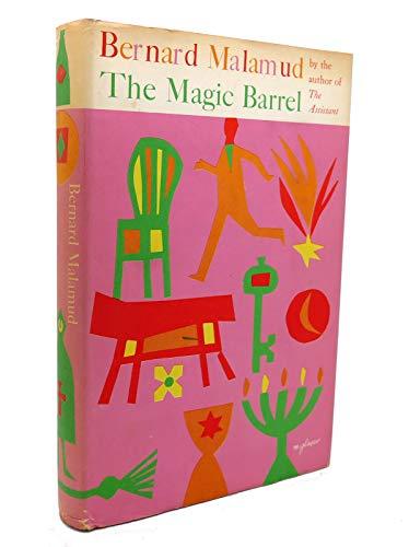 9780374504120: The Magic Barrel