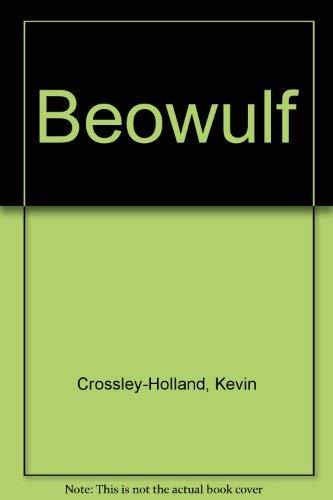 9780374505288: Beowulf
