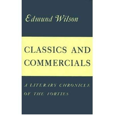 Classics & Commercials: Wilson Edmund