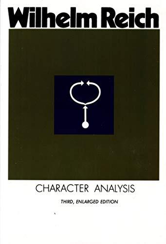 9780374509804: Character Analysis