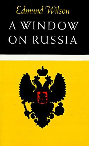 9780374511418: A Window on Russia