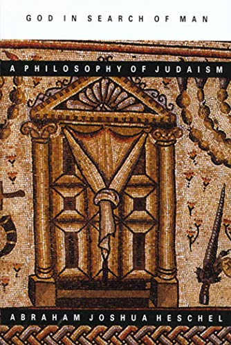 9780374513313: God in Search of Man: A Philosophy of Judaism
