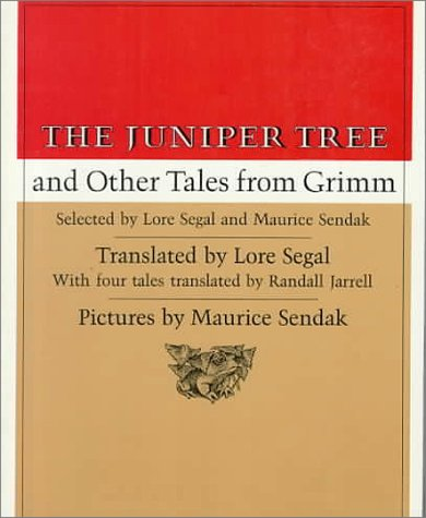 "9780374513580: ""The Juniper Tree"" and Other Tales (Noonday)"