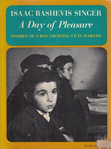 9780374513672: A Day of Pleasure