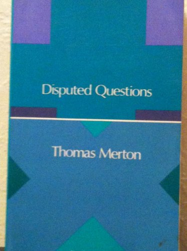 9780374513757: Disputed Questions