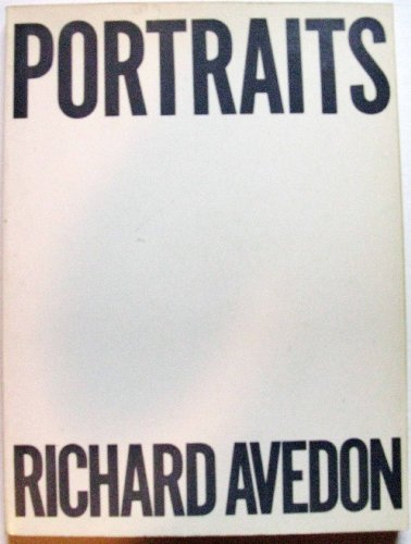9780374514129: Title: Richard Avedon Portraits