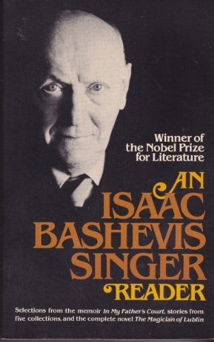 9780374514891: An Isaac Bashevis Singer Reader