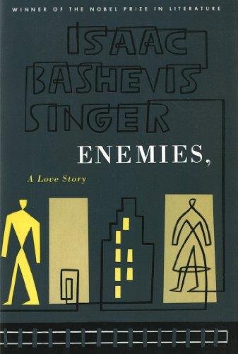 9780374515225: Enemies, A Love Story