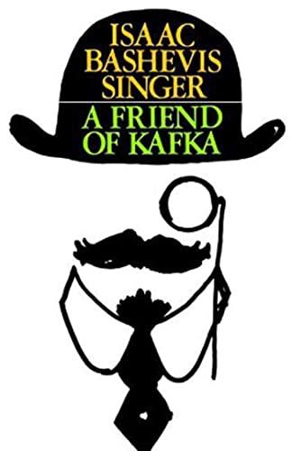 9780374515386: A Friend of Kafka