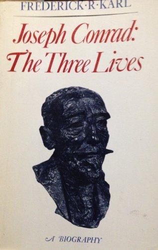 9780374515478: Joseph Conrad: The Three Lives