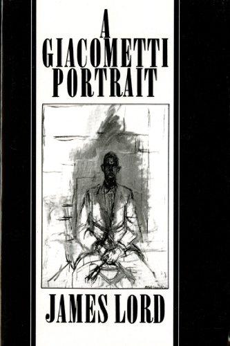 9780374515737: A Giacometti Portrait