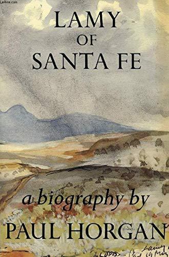 9780374515881: Lamy of Santa Fe