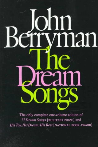 9780374516703: The Dream Songs