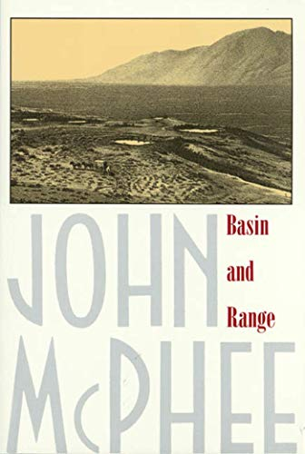 9780374516901: Basin and Range