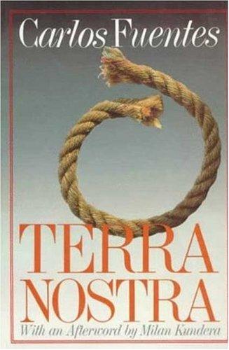 9780374517502: Terra Nostra