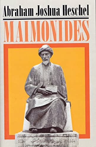 9780374517595: Maimonides: A Biography