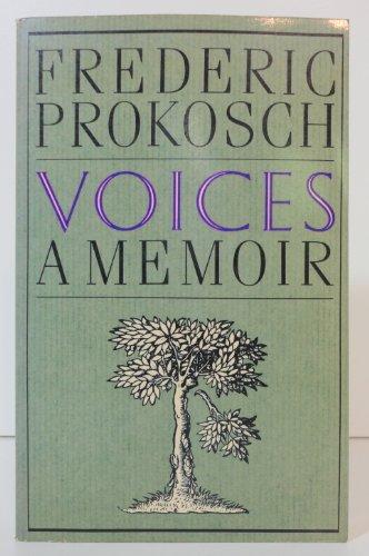 9780374518578: Voices: A Memoir