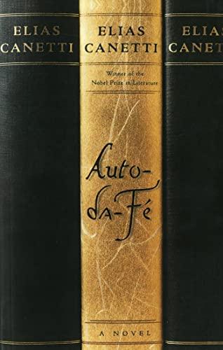 9780374518790: Auto-da-Fé: A Novel