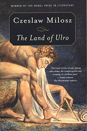The Land of Ulro: Milosz, Czeslaw; Louis