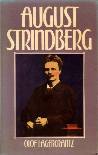 9780374519414: August Strindberg