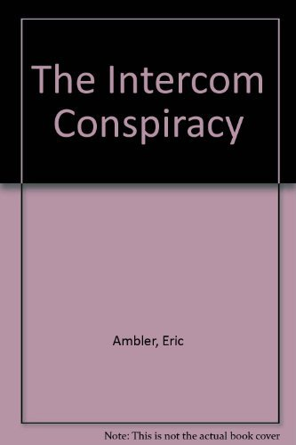 9780374519681: The Intercom Conspiracy