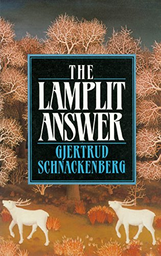 9780374519780: The Lamplit Answer