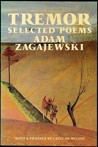 9780374520274: Tremor: Selected Poems