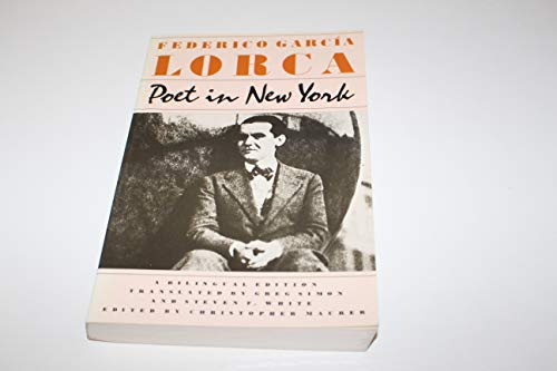9780374520830: The Poetical Works of Lorca: 001 (The poetical works of Federico García Lorca)