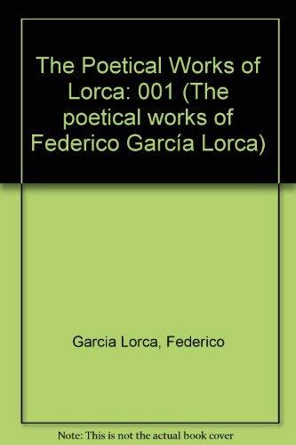 Poet in New York (Poetical Works of: Lorca, García Federico