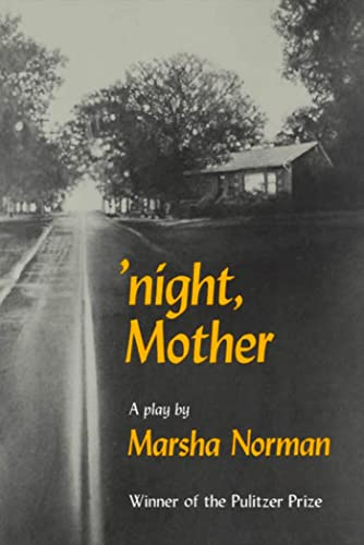 9780374521387: 'night, Mother: A Play (Mermaid Dramabook)